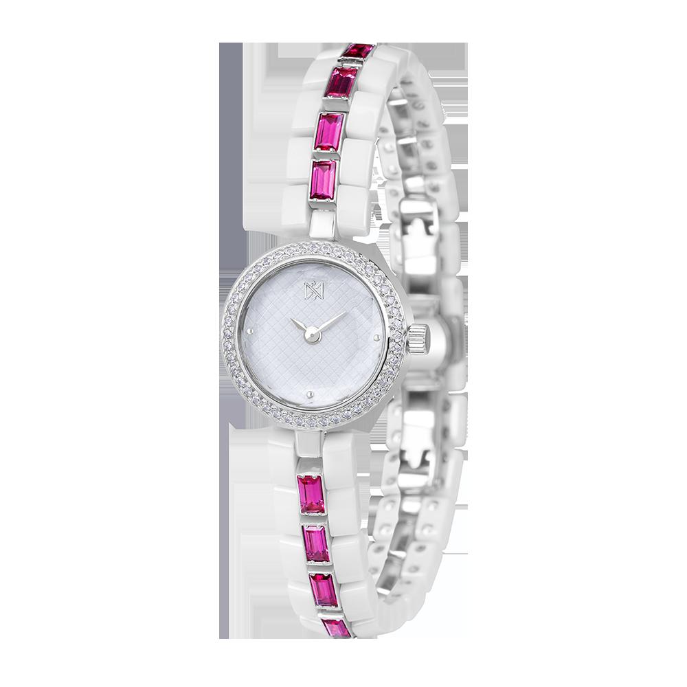 a00ca62fe407 серебряные женские наручные часы Леденцы зима 2017 0397.70.9.17C.WH