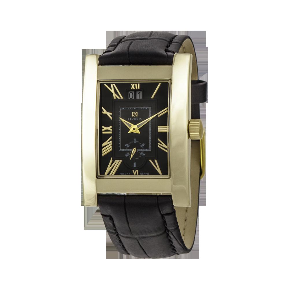 Золотые часы ника 9590