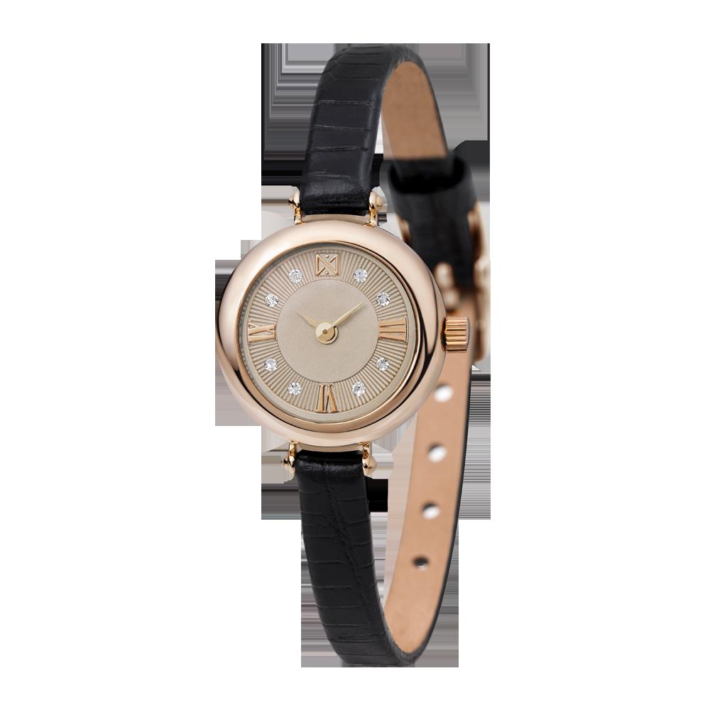 Купить золотые женские наручные часы НИКА VIVA артикул 0362.0.1.83C ... ca35bcacad0
