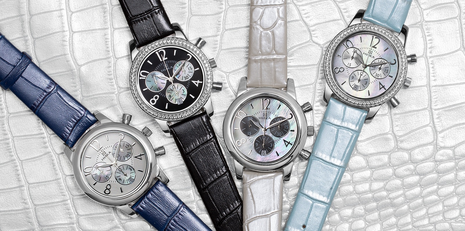 2044fdb342a1 Купить серебряные часы НИКА с доставкой в интернет-магазине ...