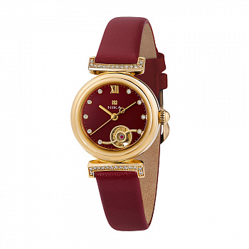 gold woman's watch CELEBRITY 4127.7.3.86B